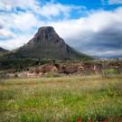 ELCHE-PENA-DE-SAN-BLAS-DESDE-LA-ALMAZARA-VILLARES-II